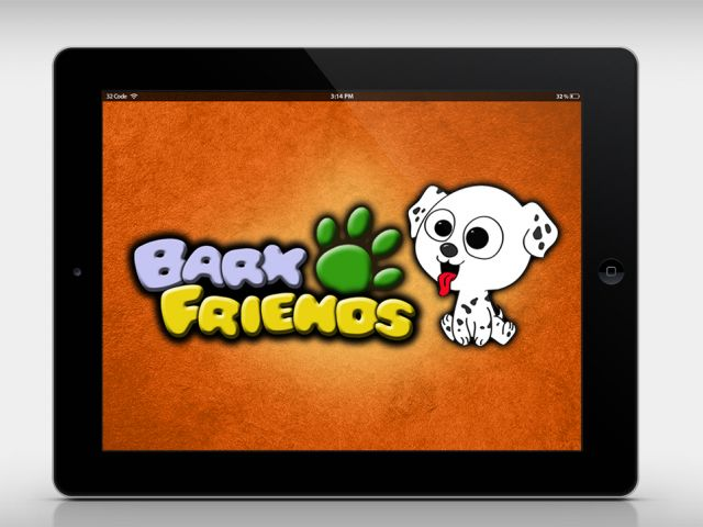 Barkfriends Logo