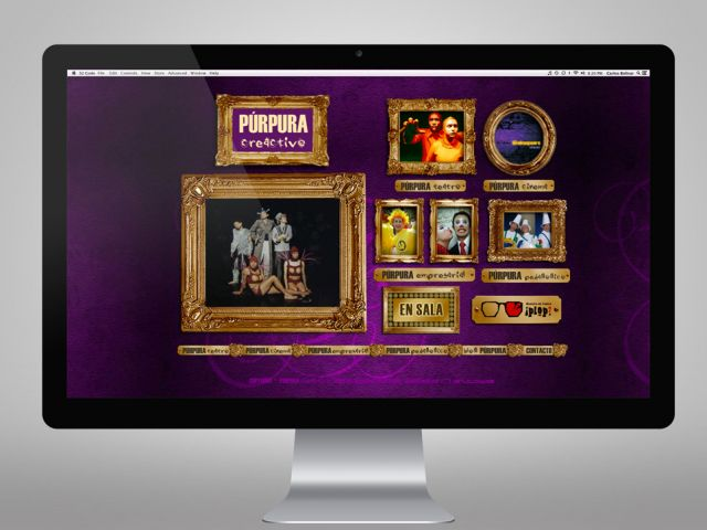 Purpura Creactivo Web